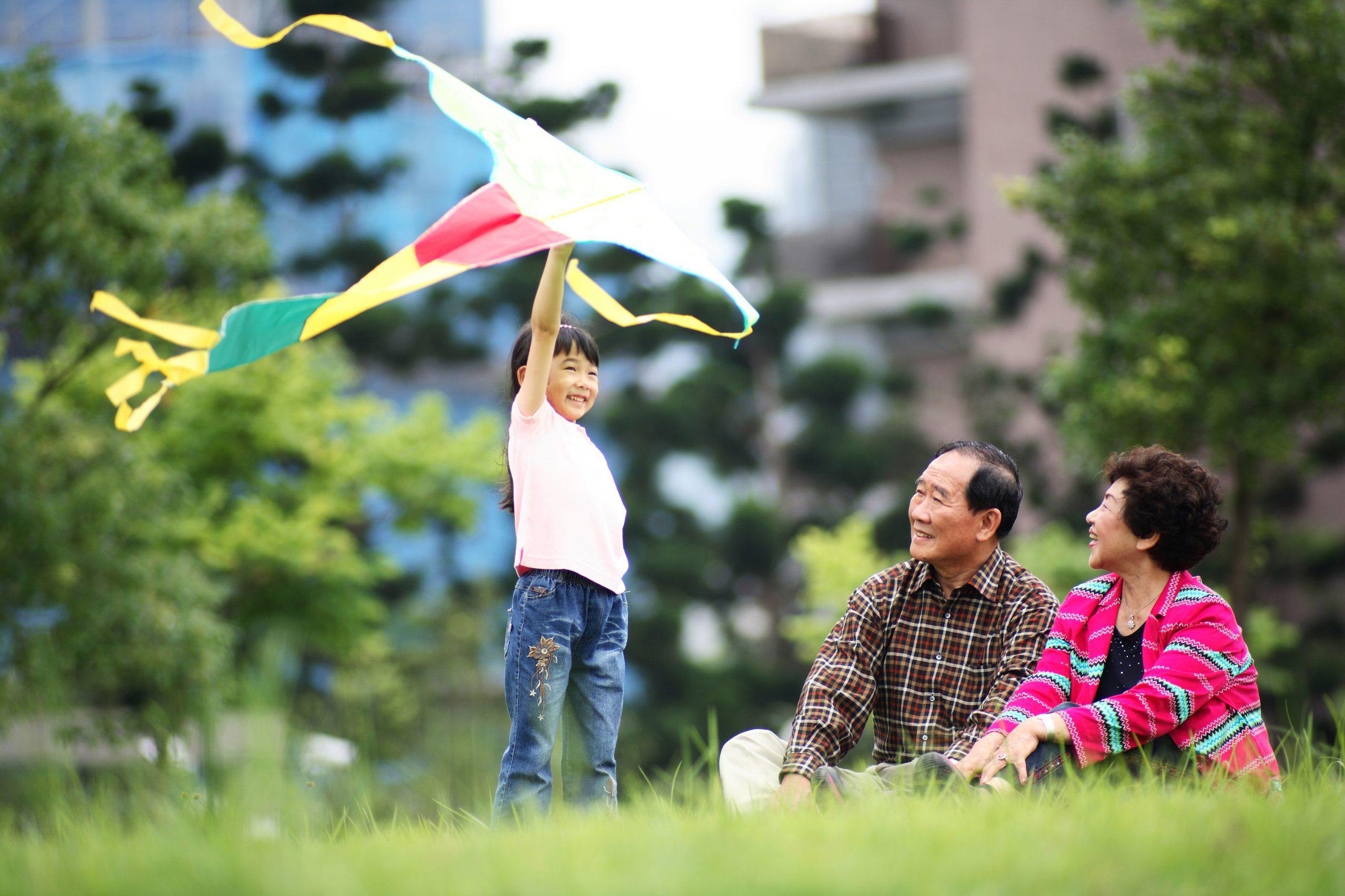Asian Gold Ribbon Day